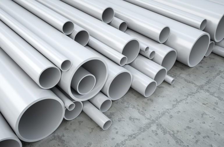 Как из простой пластиковой трубы сделать устойчивый заборный столб