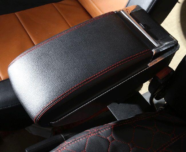Как смастерить удобный подлокотник в машину своими руками