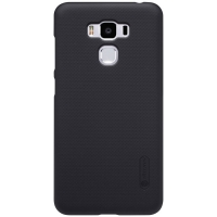 Чехол для Asus ZenFone 3 Max ZC553KL Nillkin Super Frosted Shield Case черный
