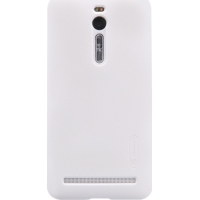 Клип-кейс для Zenfone 2 ZE550ML / ZE551ML Nillkin Super Frosted Белый
